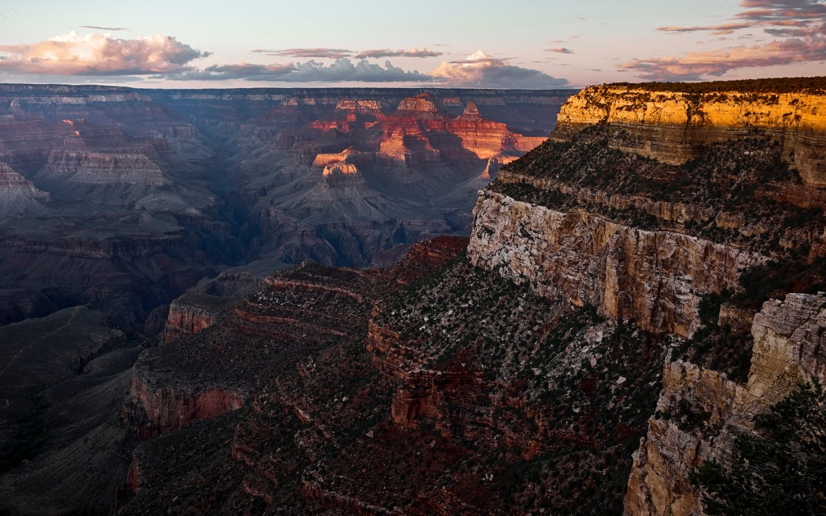 Remembering the Grand Canyon (God of Wonder)